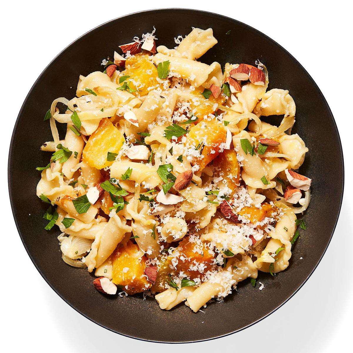 golden beet pasta rosemary
