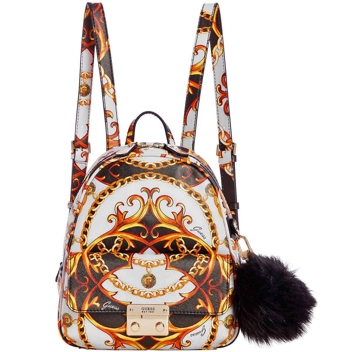 bowery backpack by guess