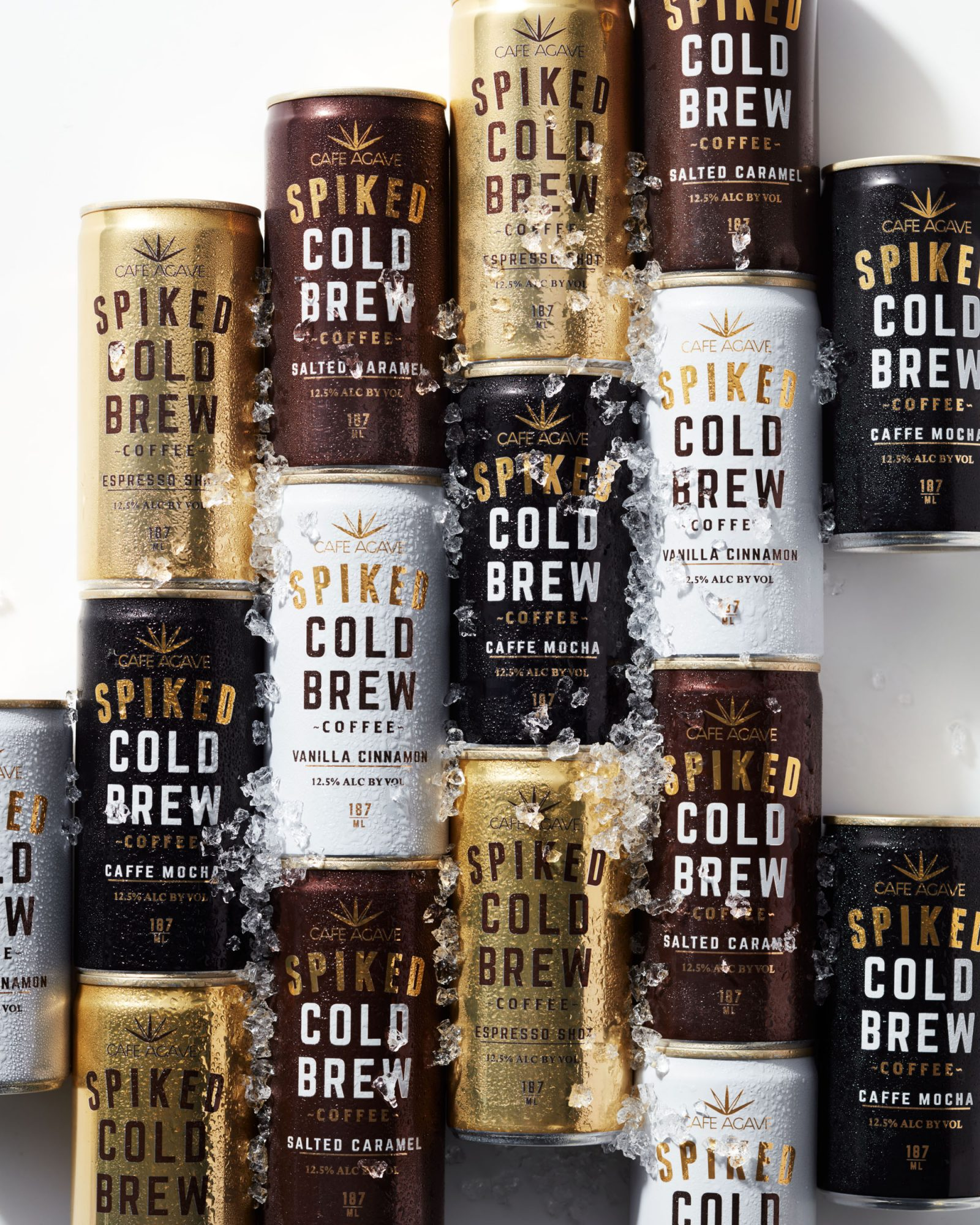 canned spiked cold brew coffee