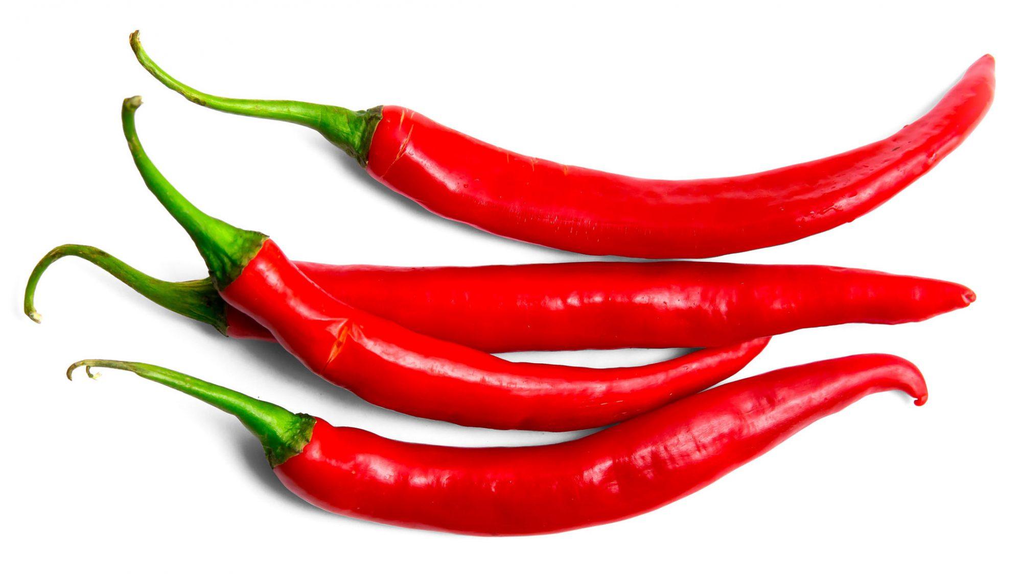 fresh cayenne pepper