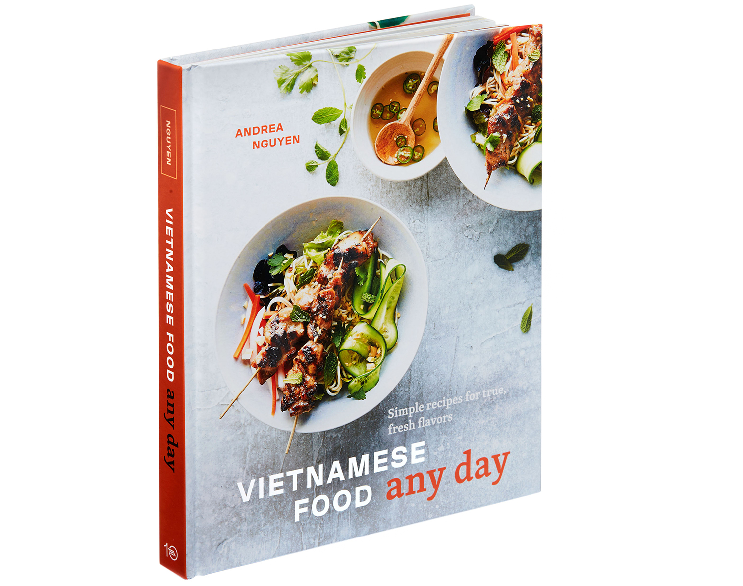vietnamese food any day book cover