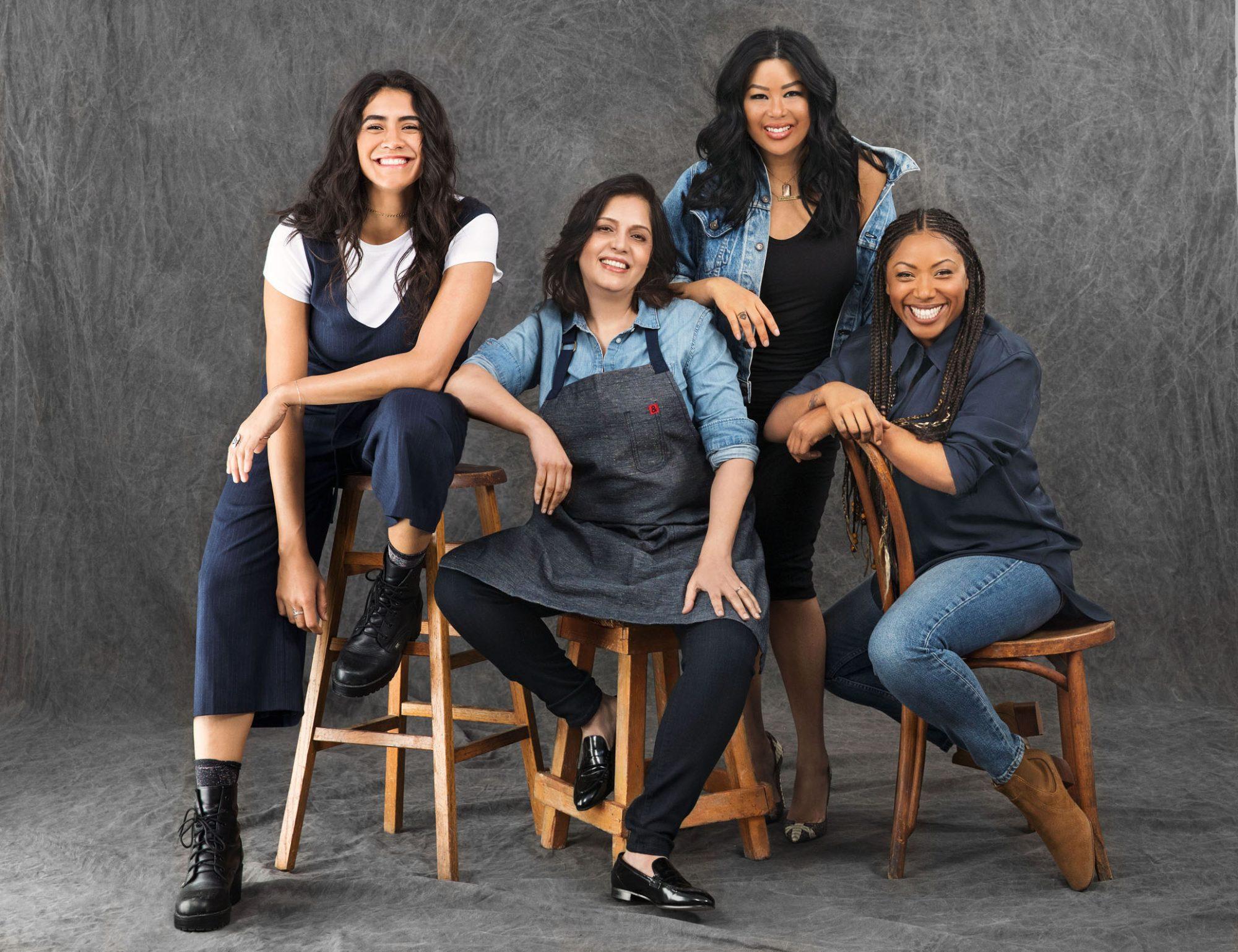 women of color food industry