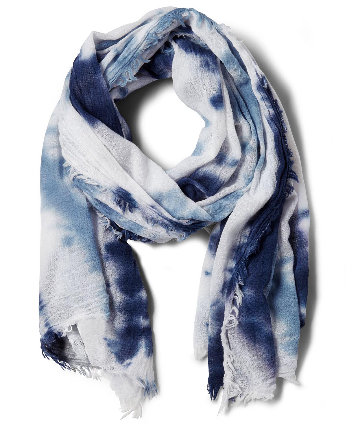 aerie tie-dye scarf