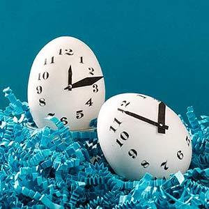Clock Easter egg