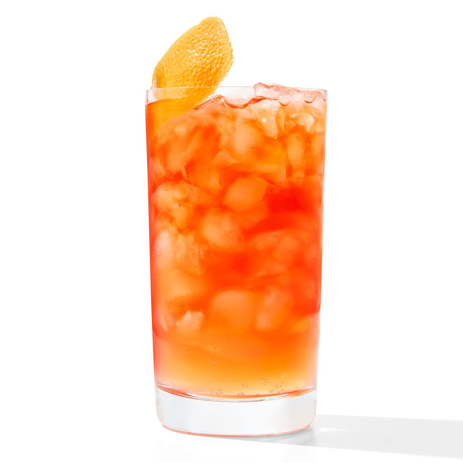 PineappleGrapefruit Spritz