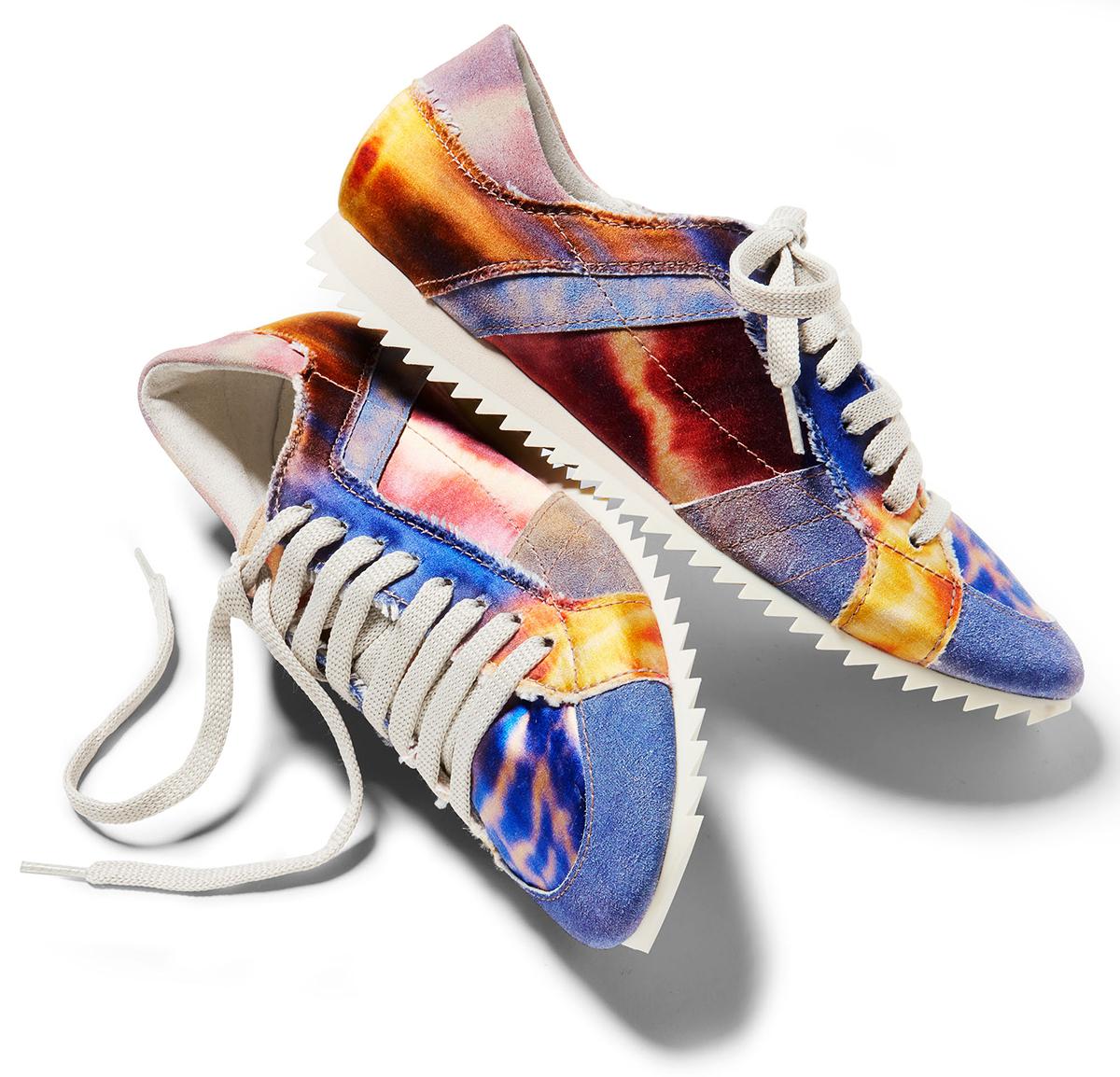 raquel allegra pedro garcia sneakers