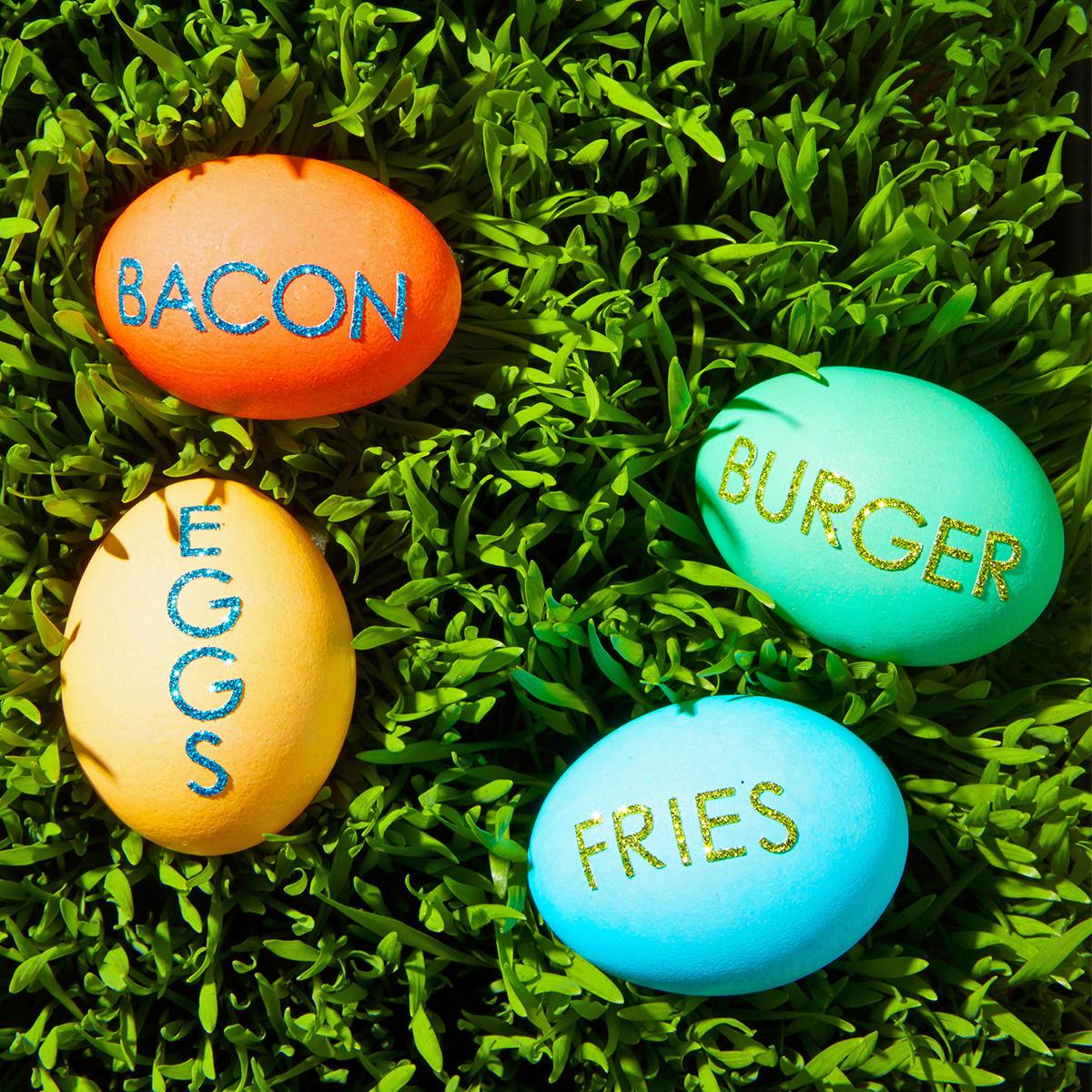 word pair easter eggs