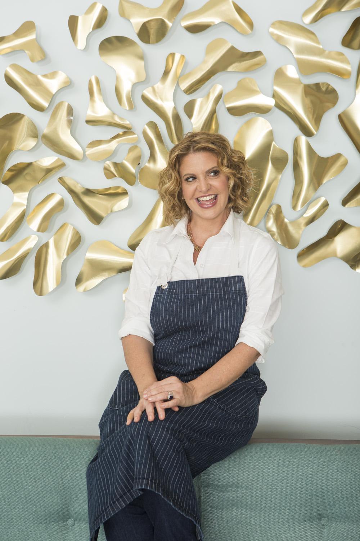 Michelle Bernstein, co-owner of Cafe La Trova in Miami