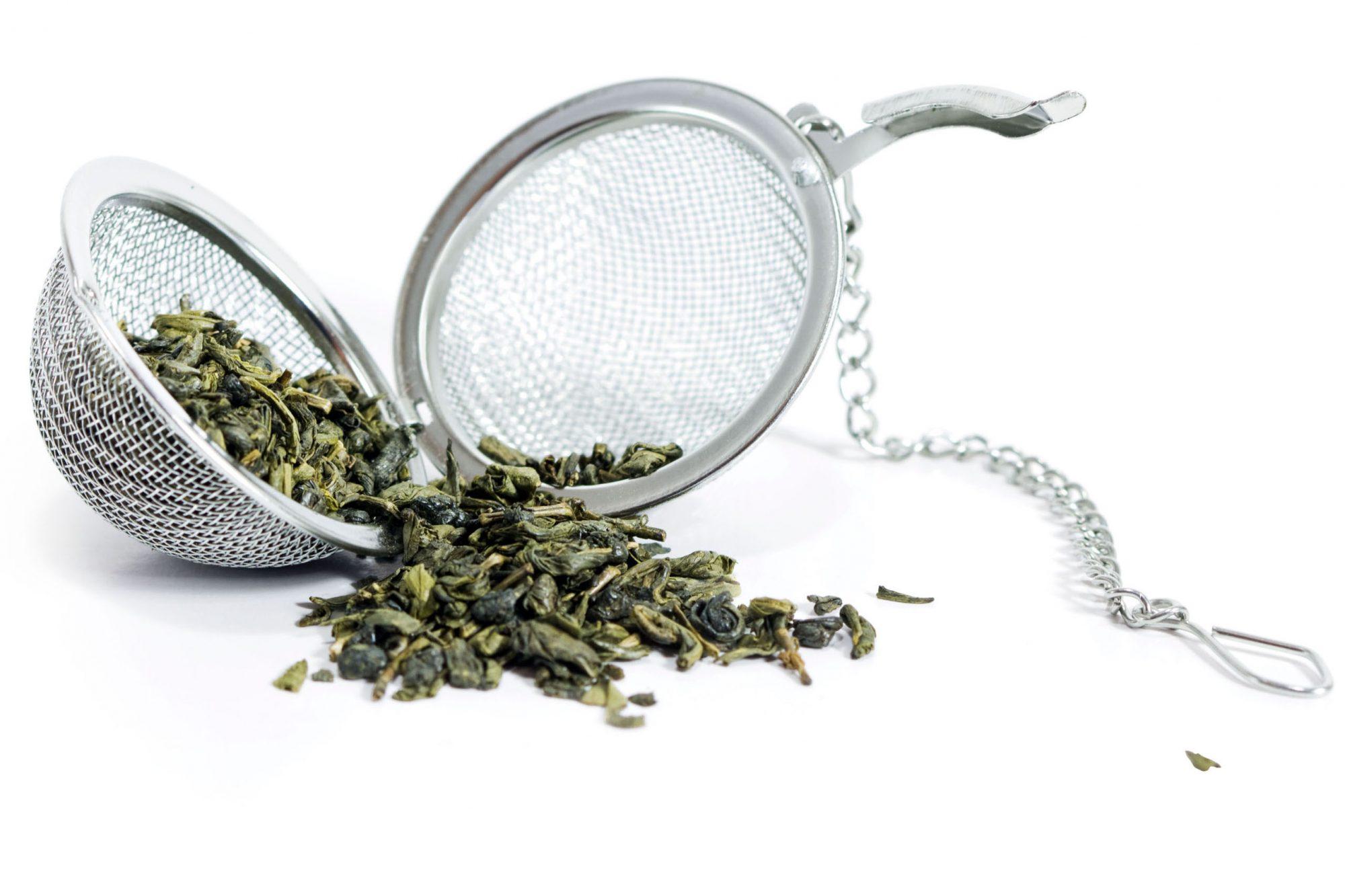 the green stuff tea leaves original
