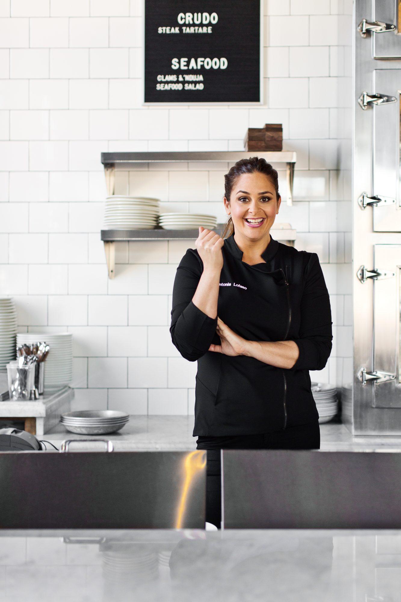 Chef Antonia Lofaso