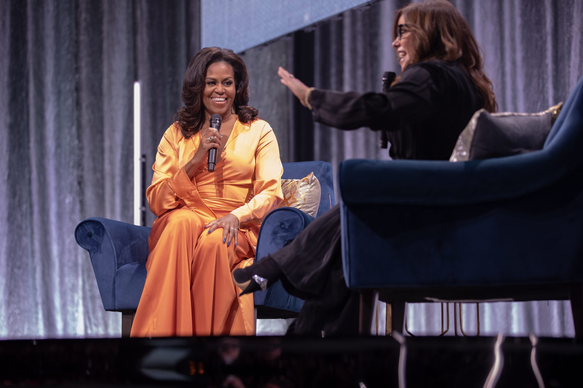 Michelle Obama and Rachael Ray talk food and family in Austin