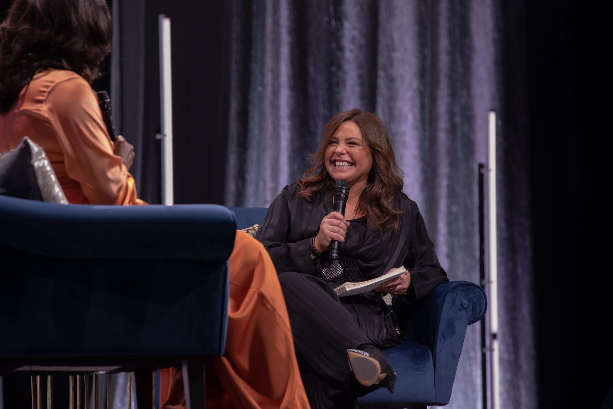 Rachael Ray and Michelle Obama talk food and family in Austin