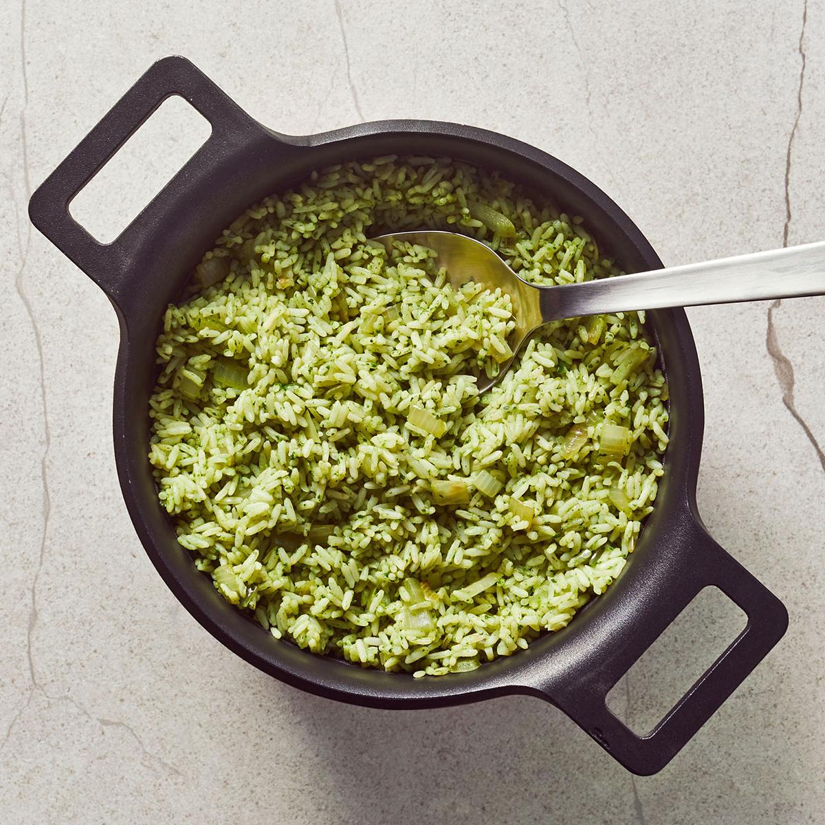 cilantro rice pilaf