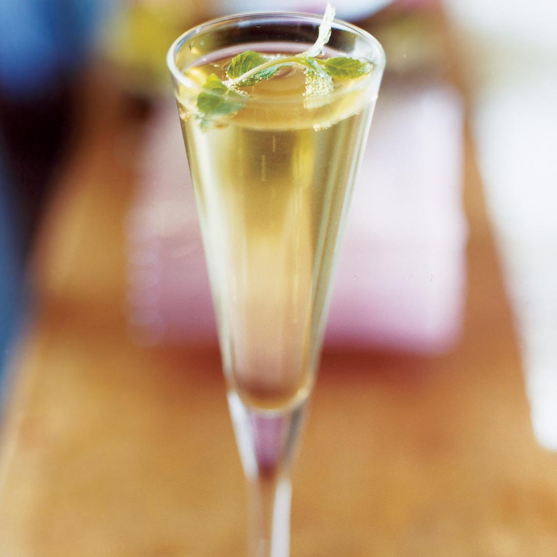 Green Tea Champagne