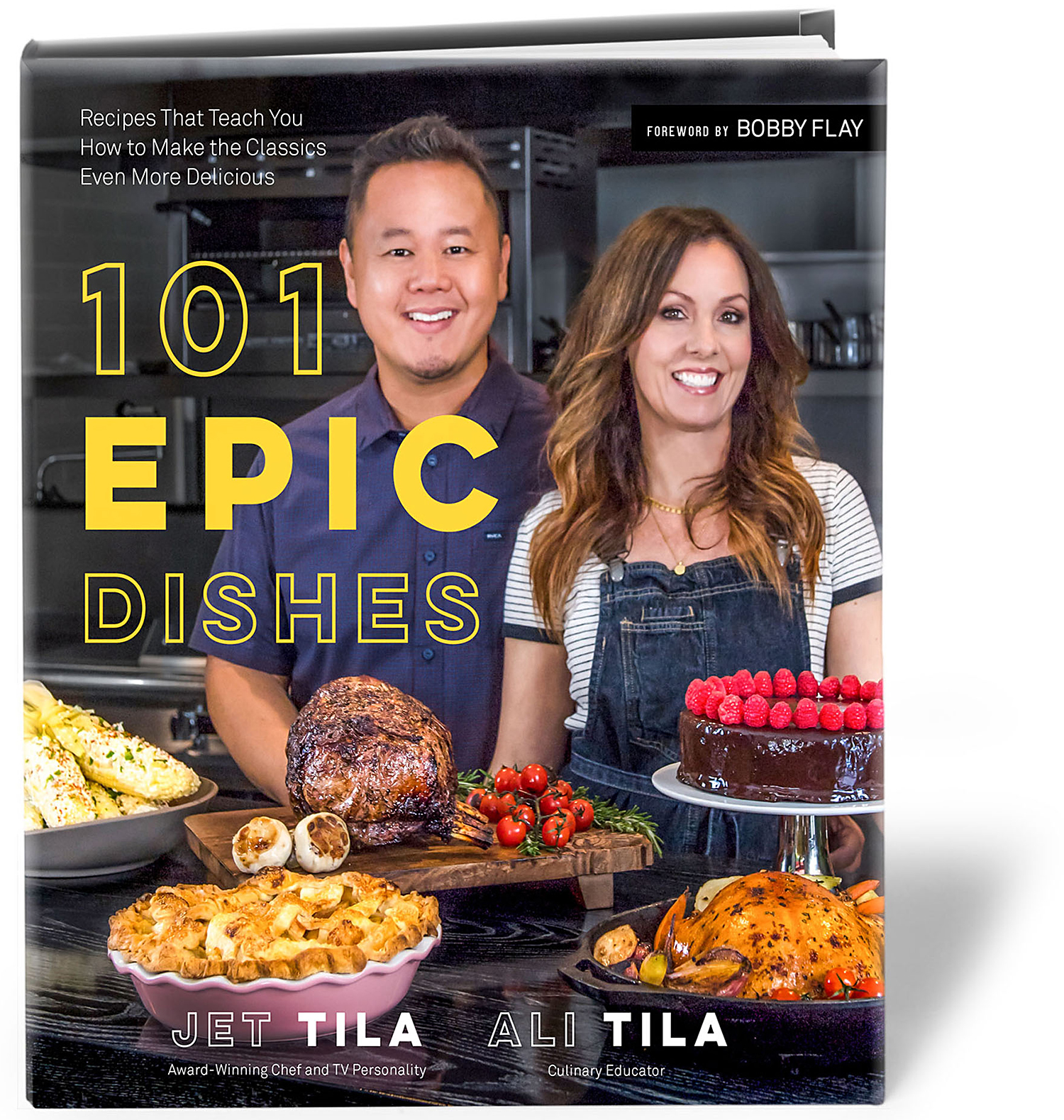 101 Epic Dishes book cover