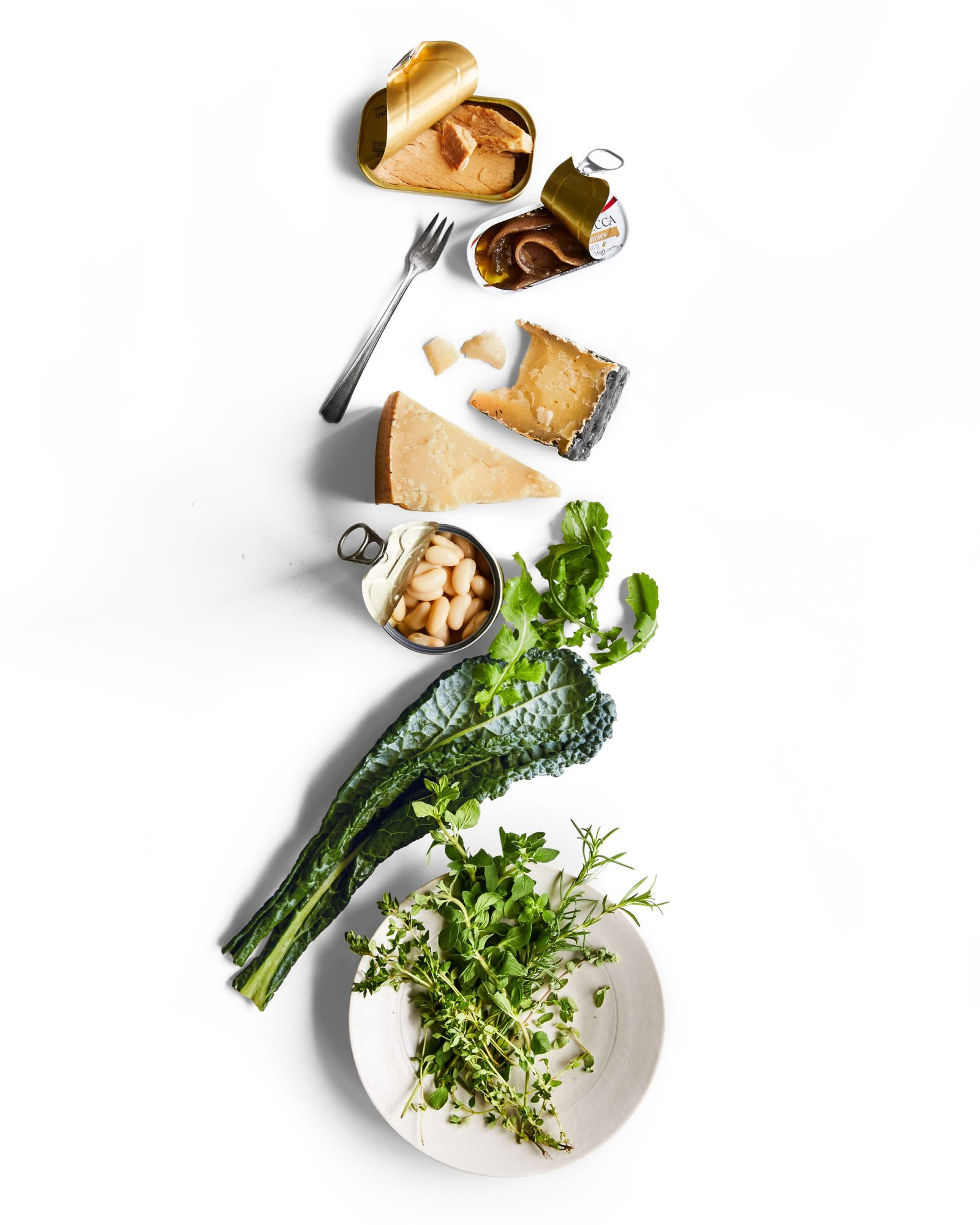 ingredients to add with pasta