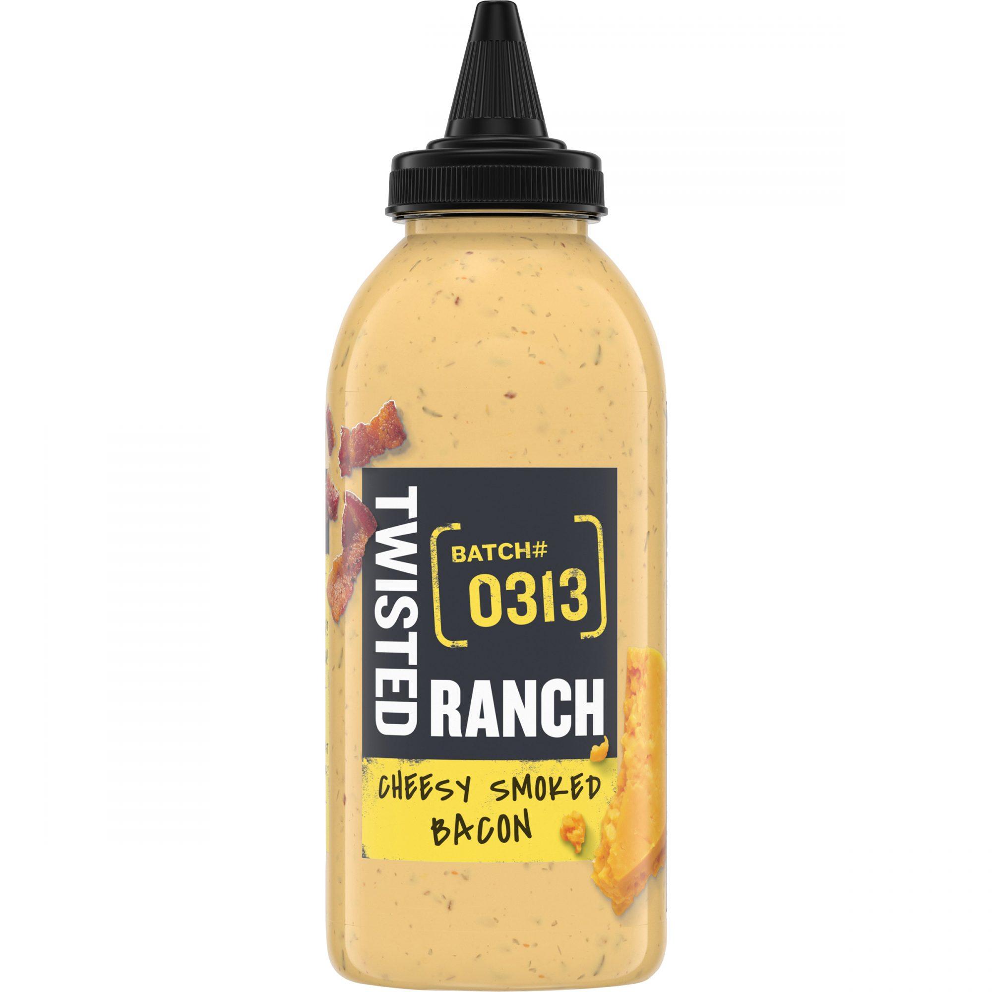Cheesy Smoked Bacon Ranch Bottle