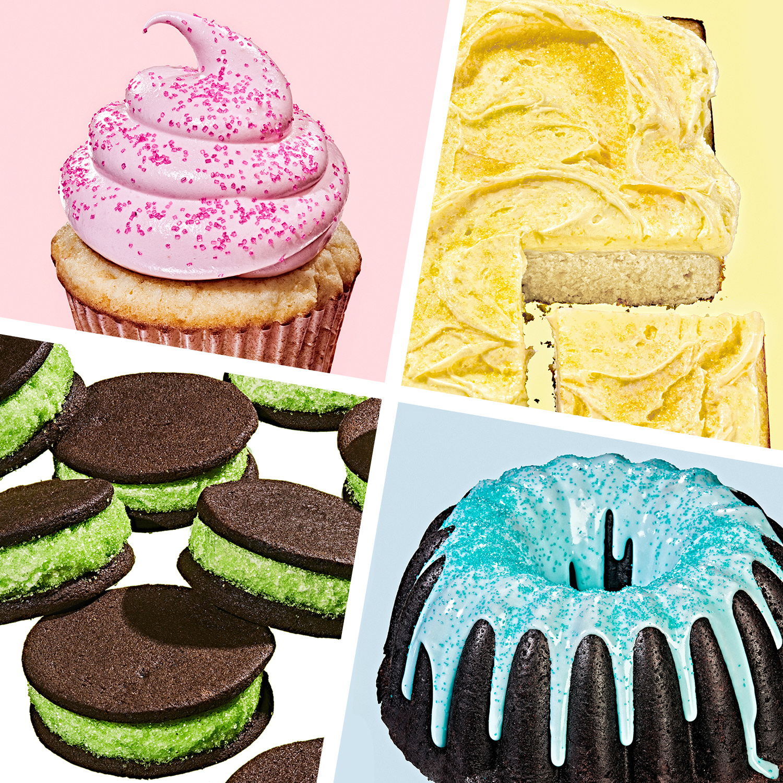 bright vintage desserts grid promo