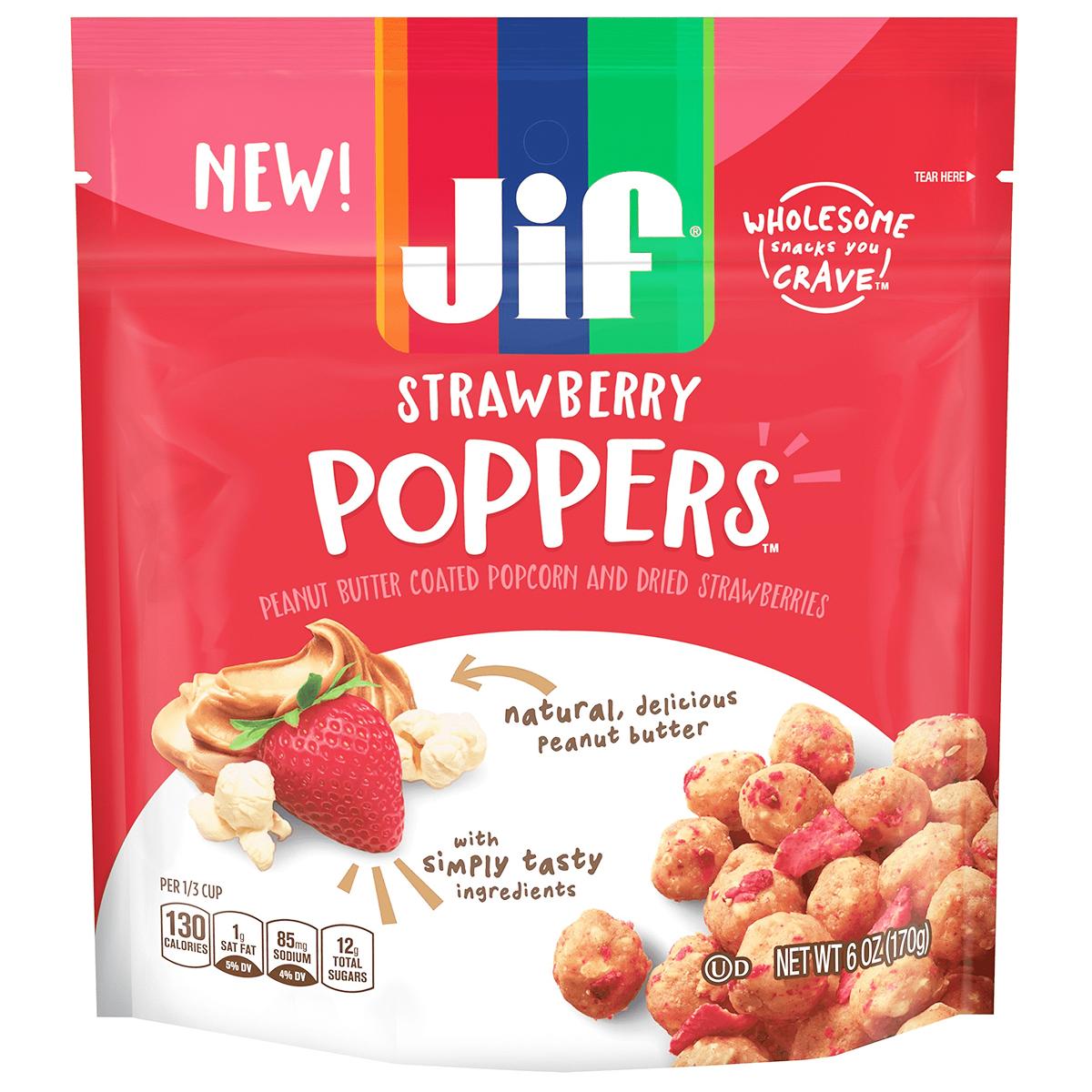 jif strawberry poppers