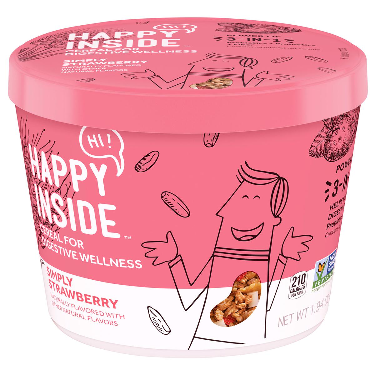 kellogg's hi! happy inside cereal