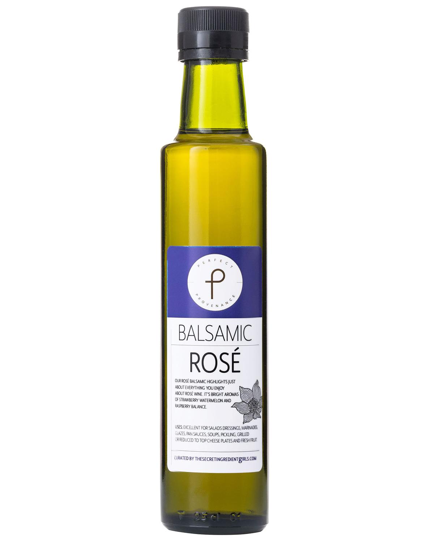 perfect provenance aged rose balsamic vinegar
