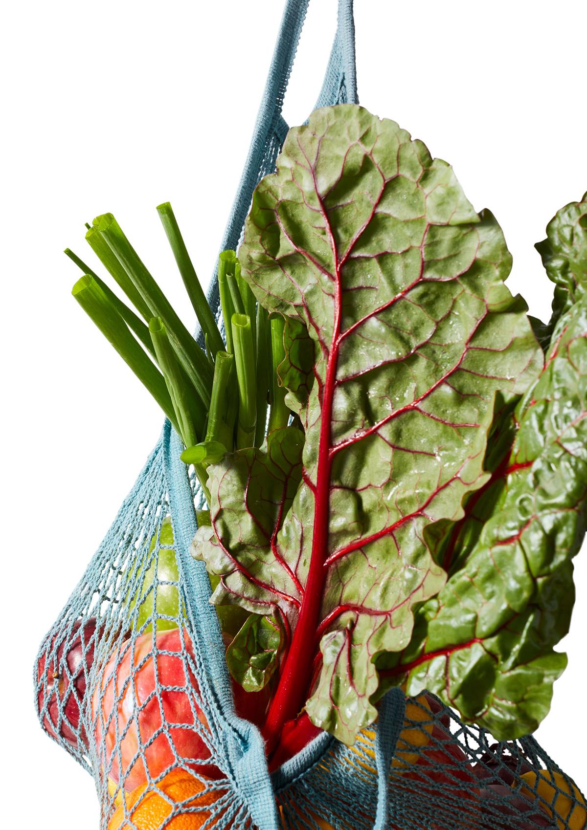 Produce in bag