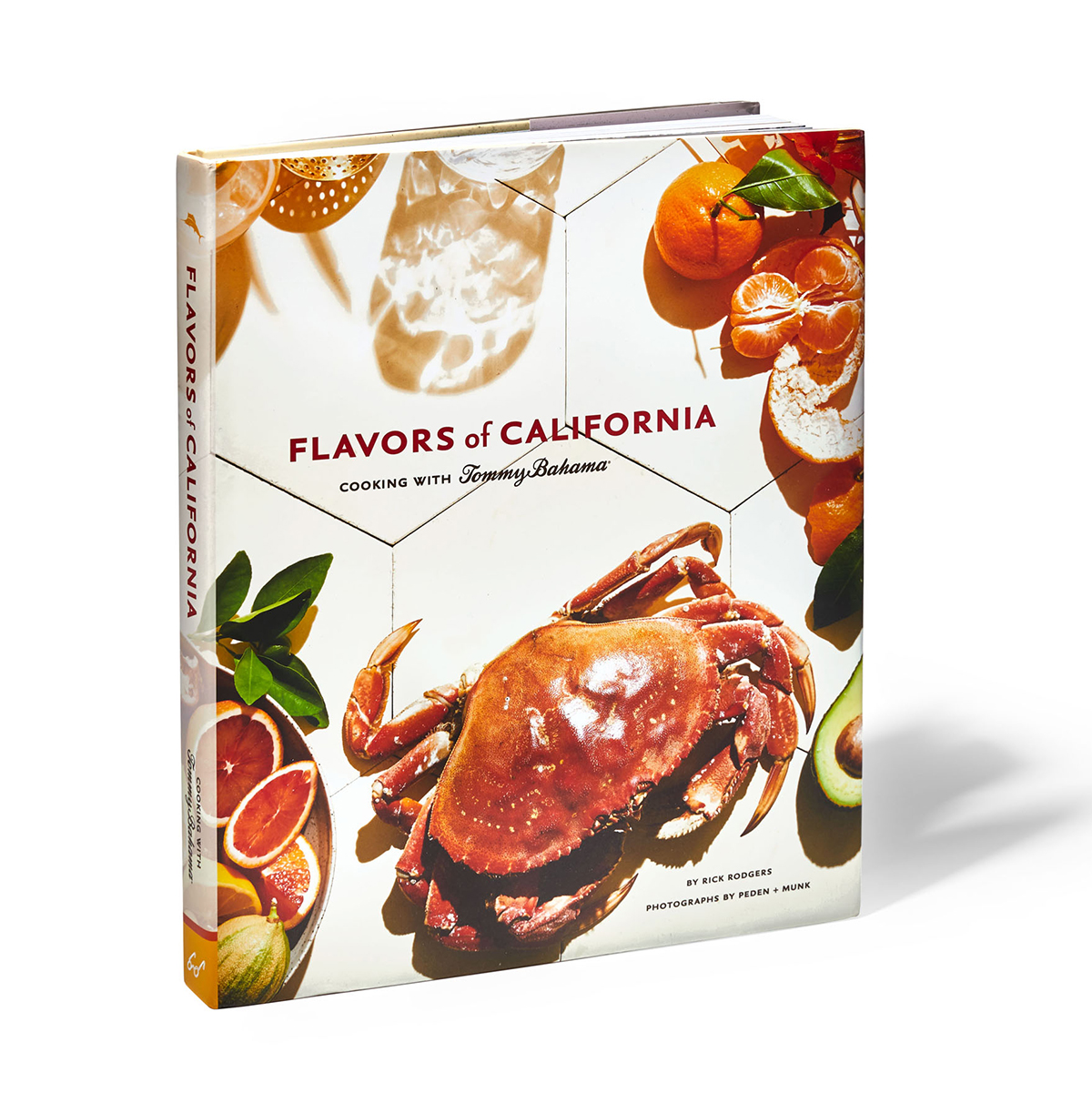 flavors of california cookbook