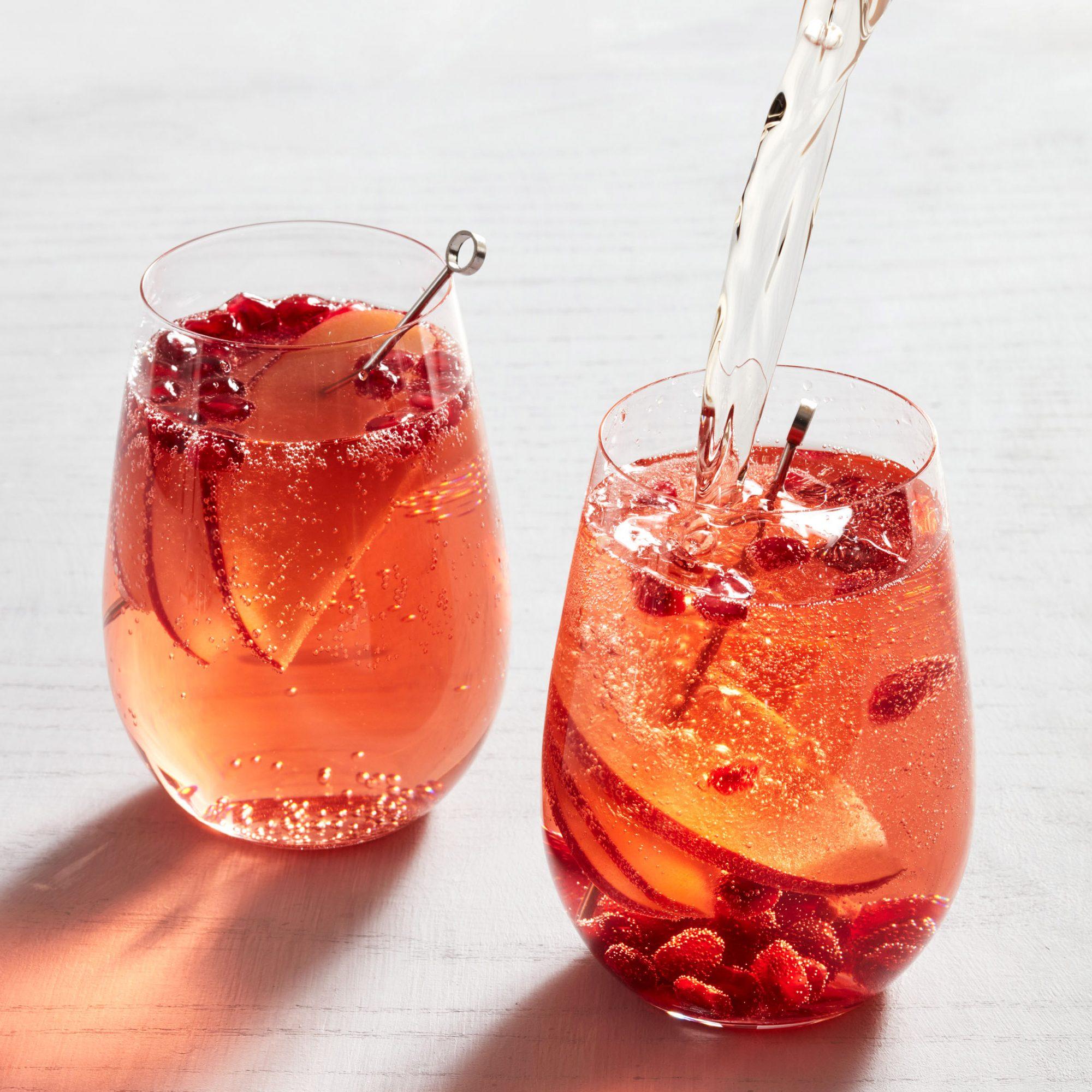 Rosé & Campari Spritz