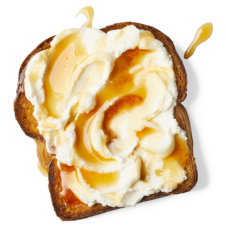 manuka honey on toast