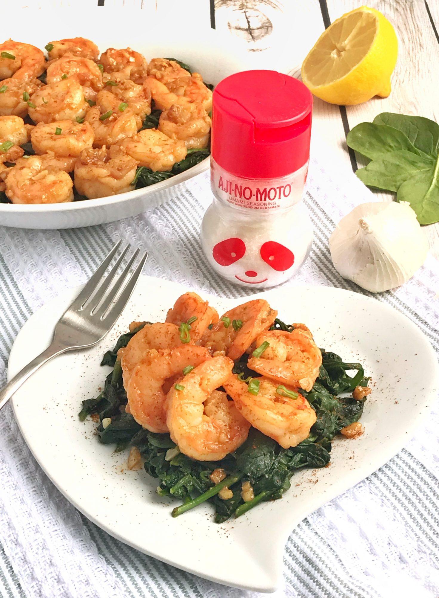 Garlic Shrimp #3