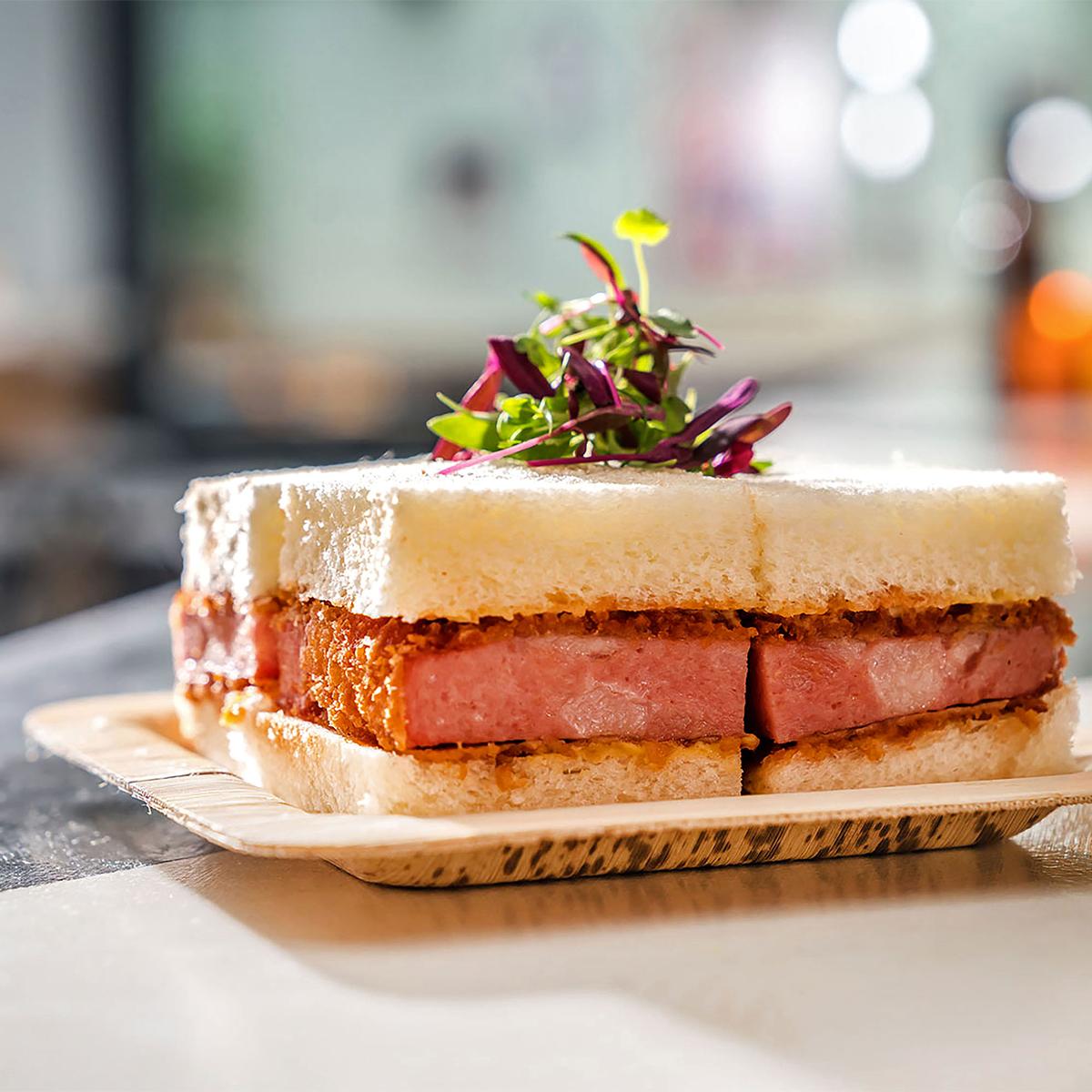 katana kitten panko-crusted mortadella katsu sandwiches