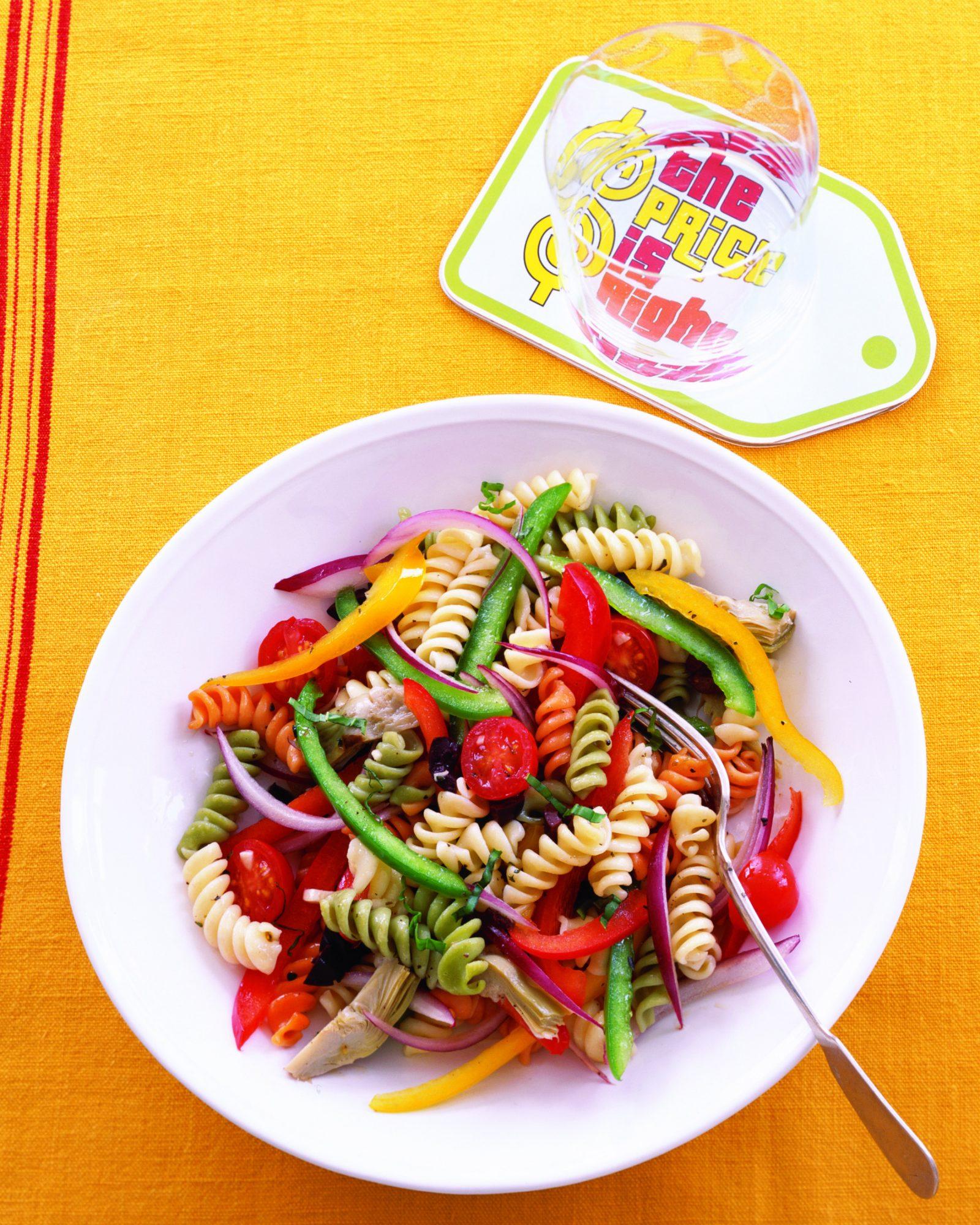 Bob Barker's Summertime Pasta Salad