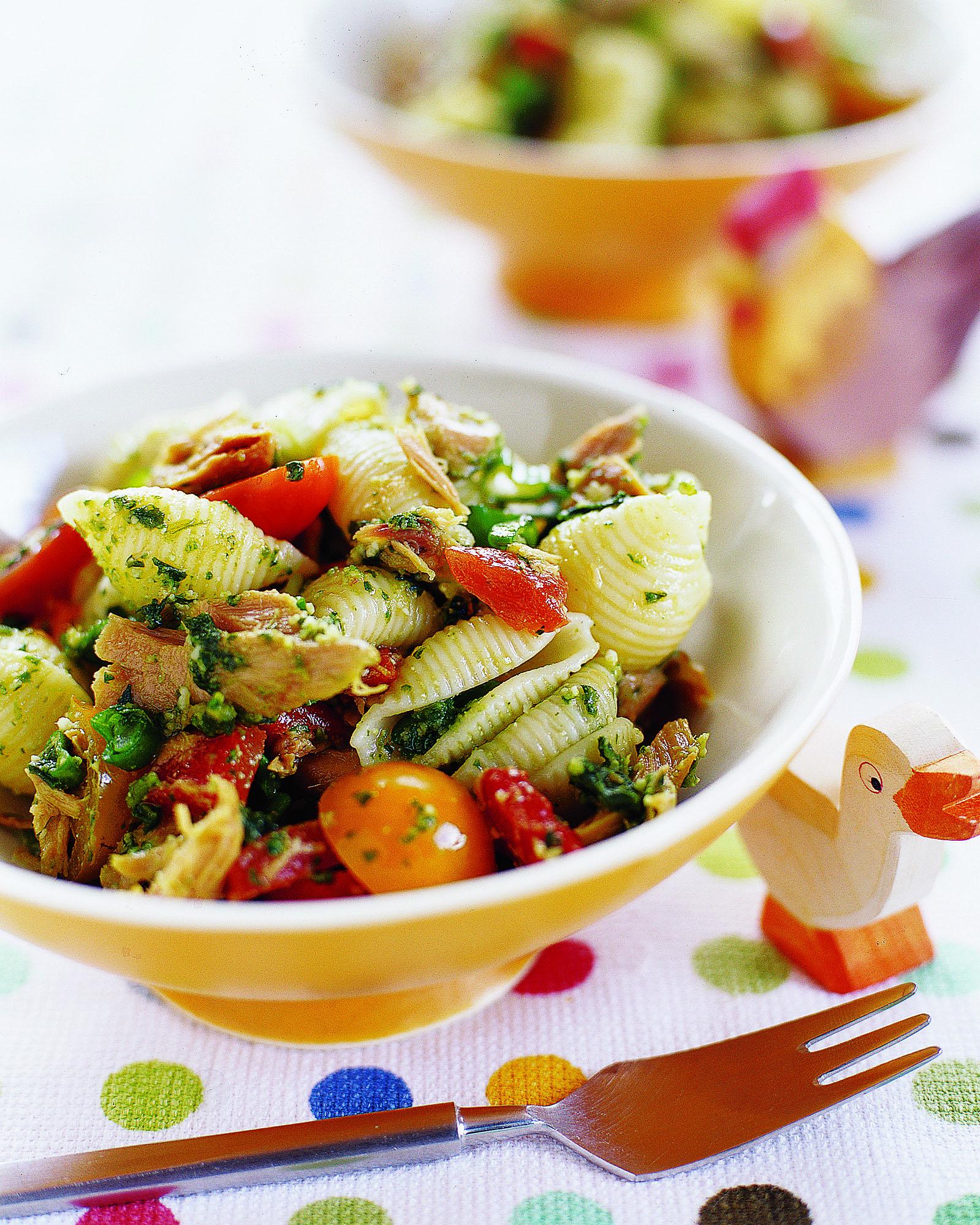 Not-Your-Mama's Tuna Salad
