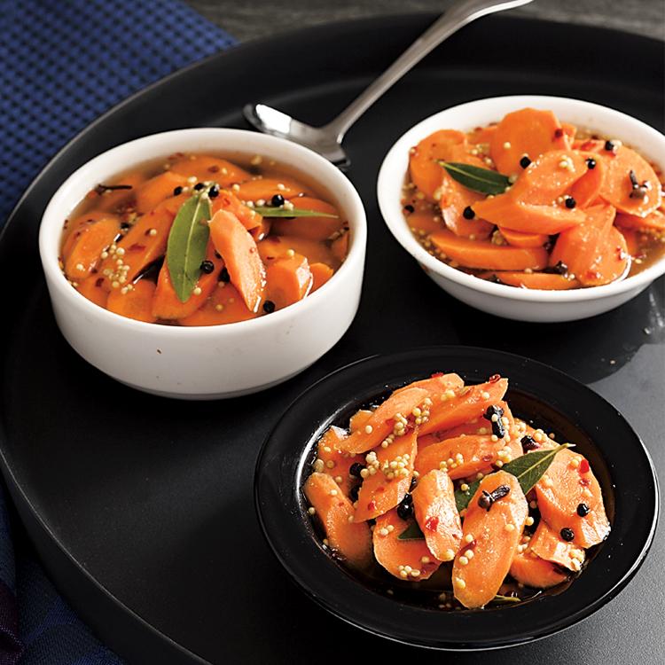 magic pickled carrots
