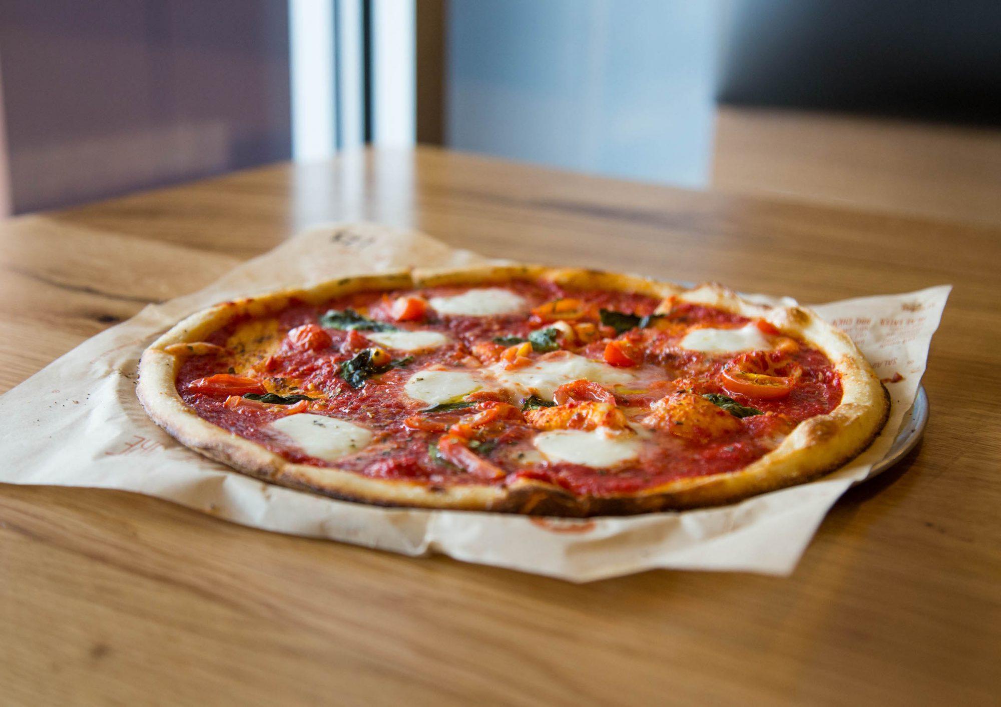 Blaze - Red Vine Pizza