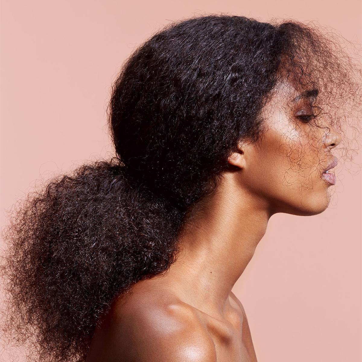 fashion ponytail