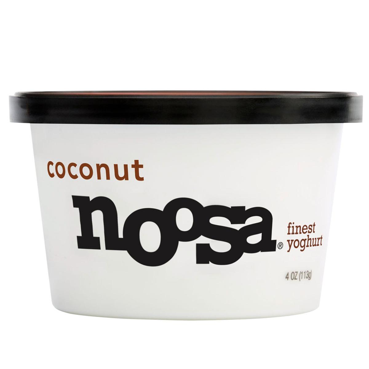 noose coconut yogurt container
