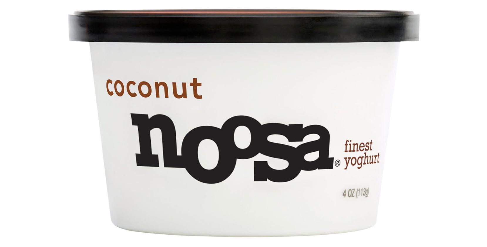 noosa coconut yogurt container