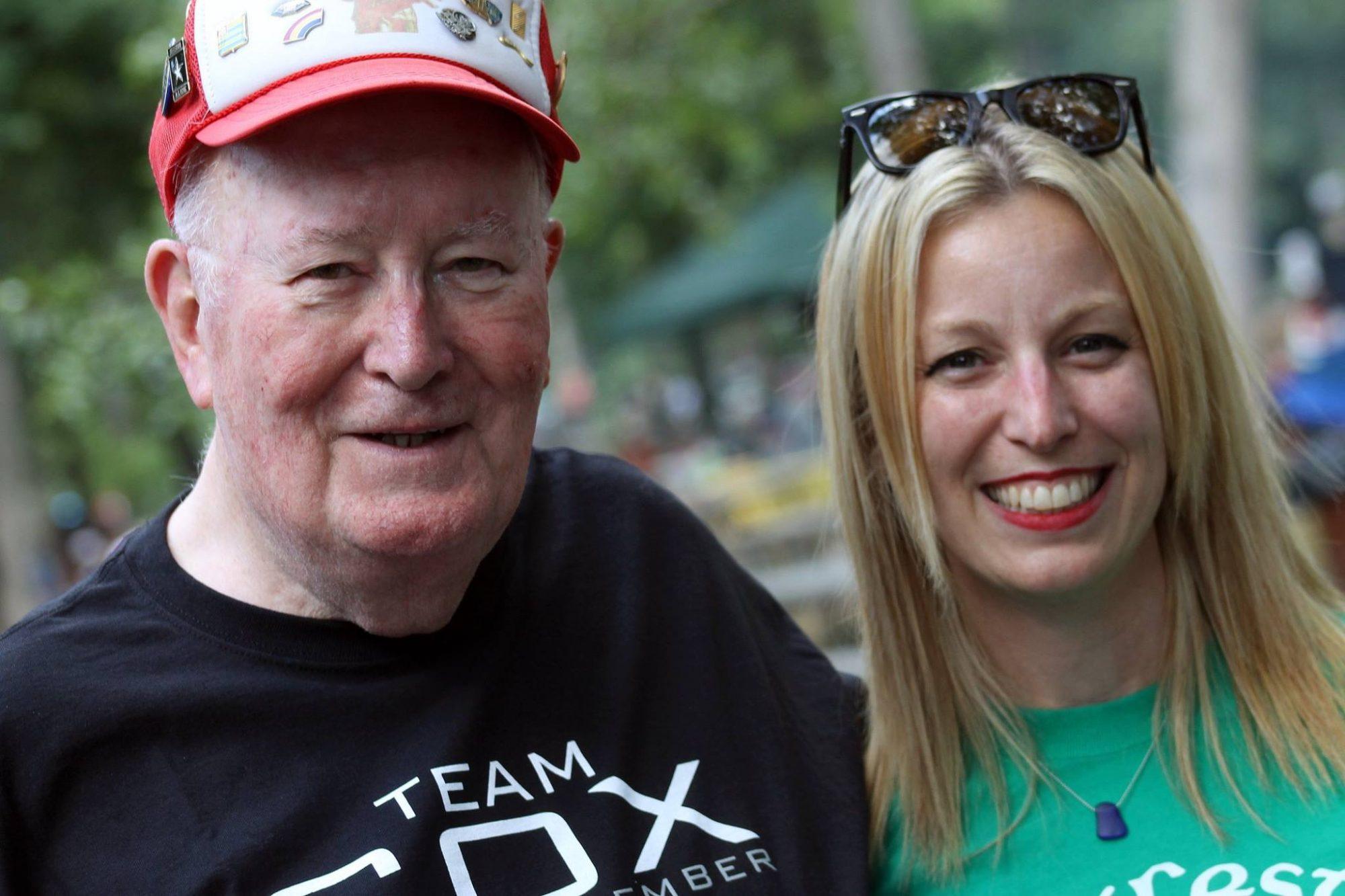 Tara Cox dad