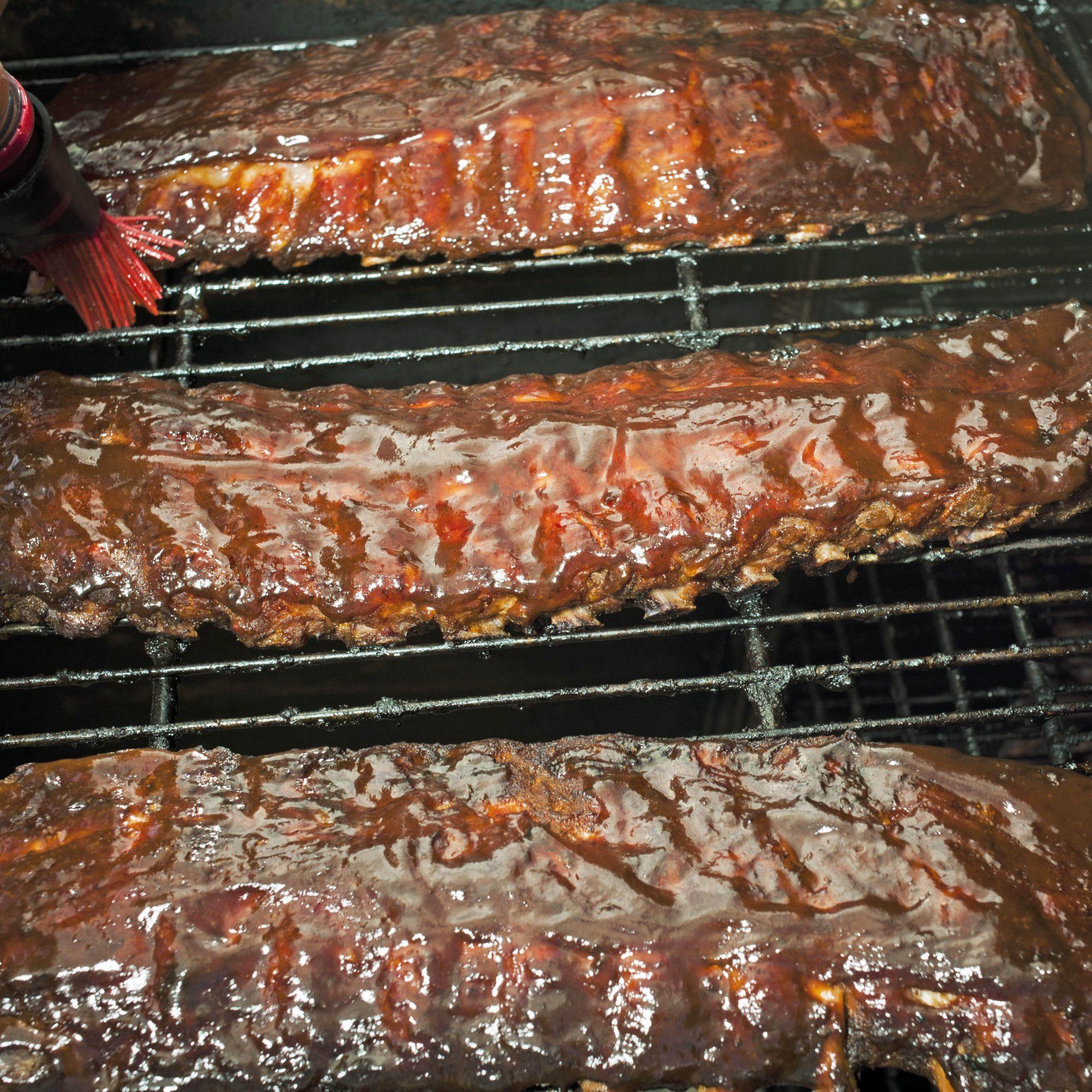 sweet smoky ribs