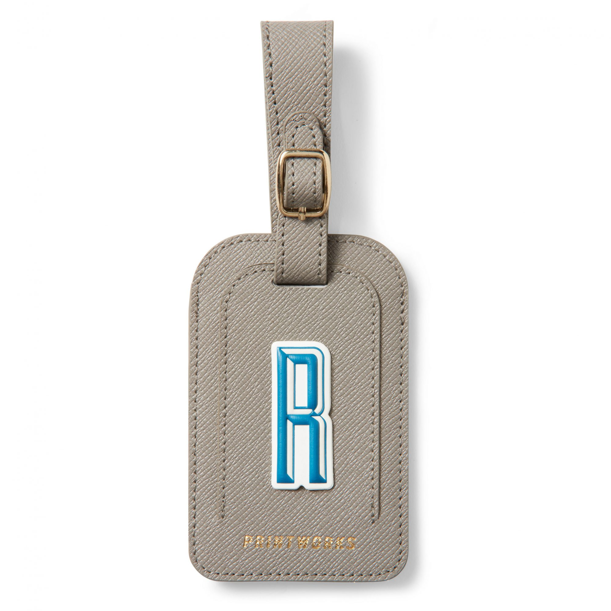 Luggage Tag and Letter Sticker