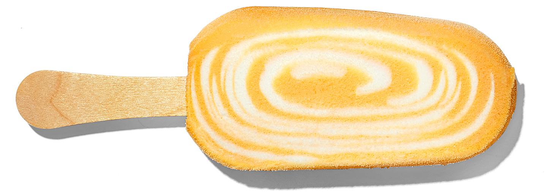 aldens organic orange cream bar