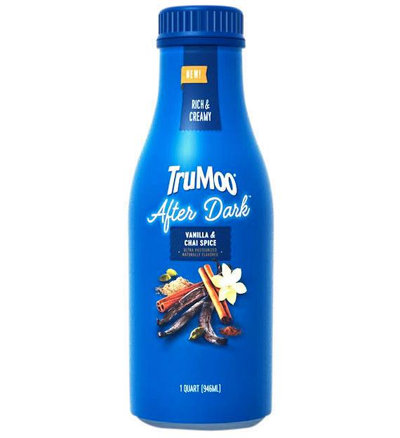 trumoo after dark vanilla and chai spice