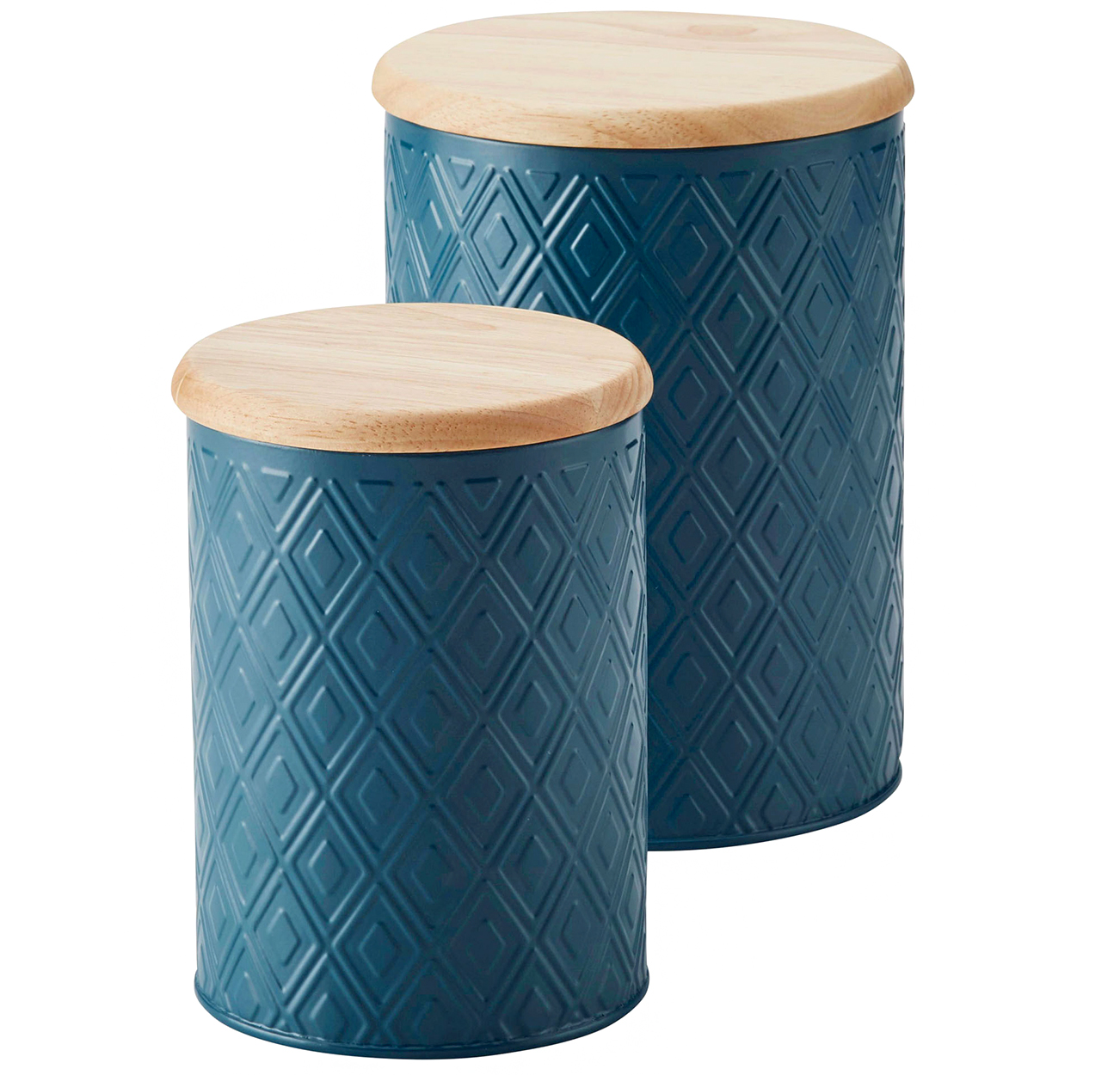 ayesha curry blue kitchen canister set