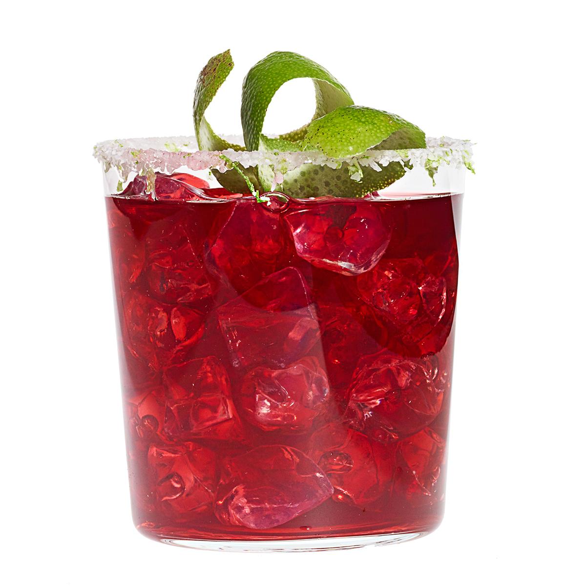 cherry sage margarita