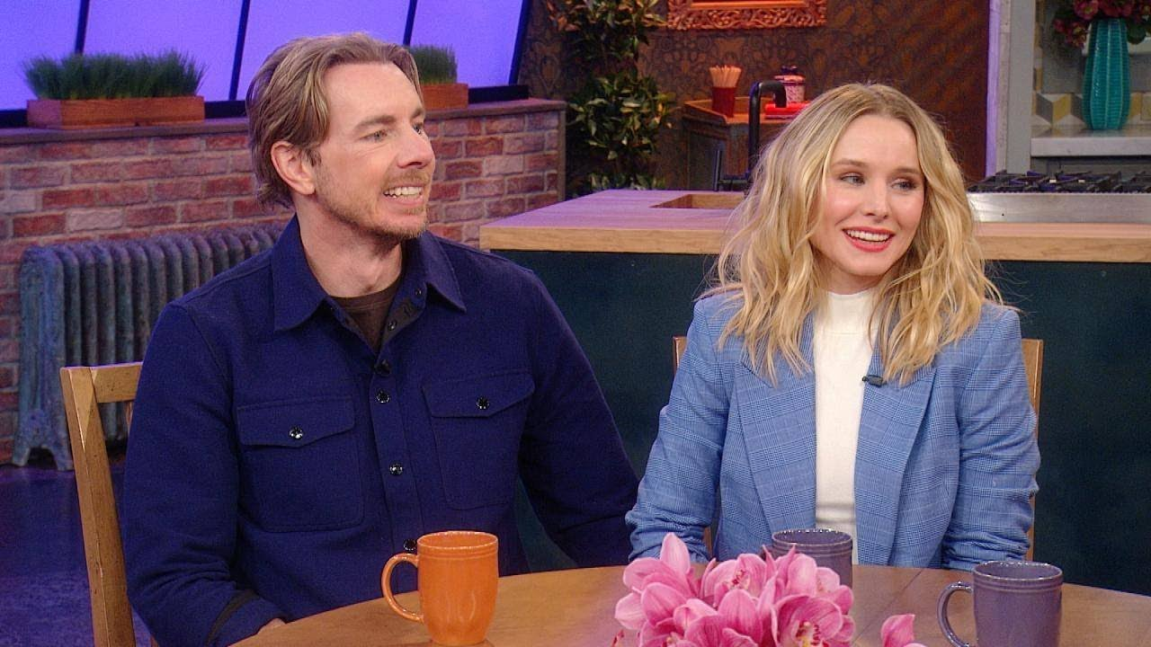 Dax Shepard and Kristin Bell