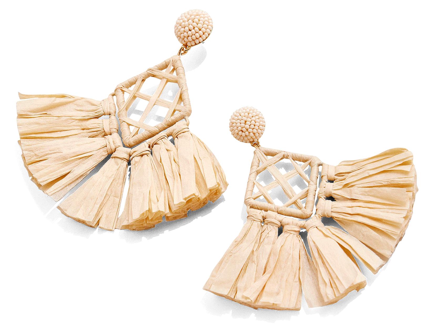 baublebar neutral drop earrings