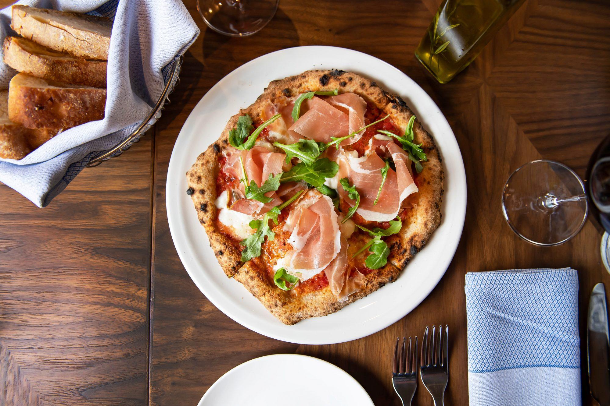 Via Sophia Parma Pizza