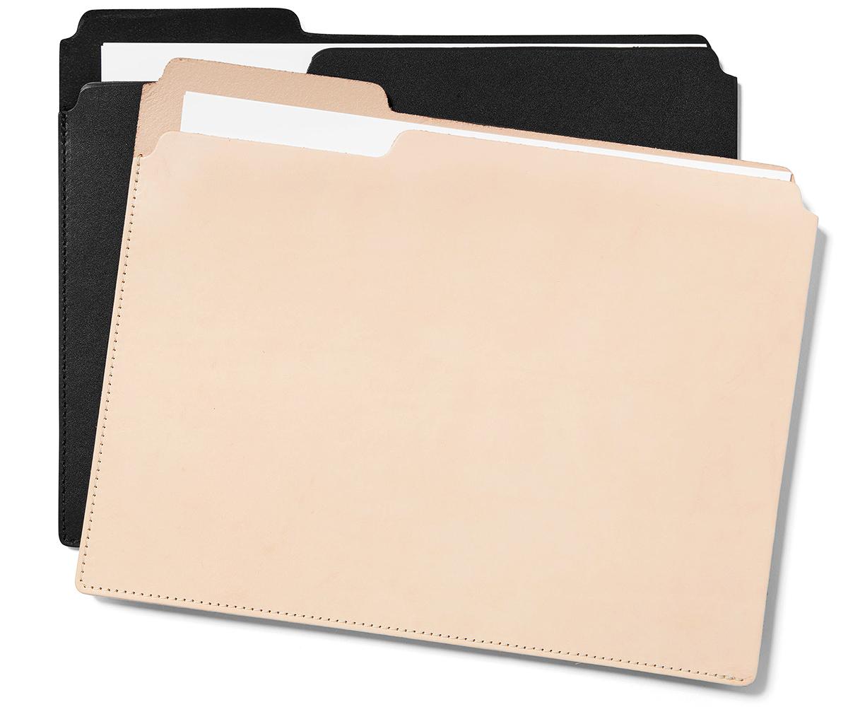 graf lantz luxe leather fiaru folders