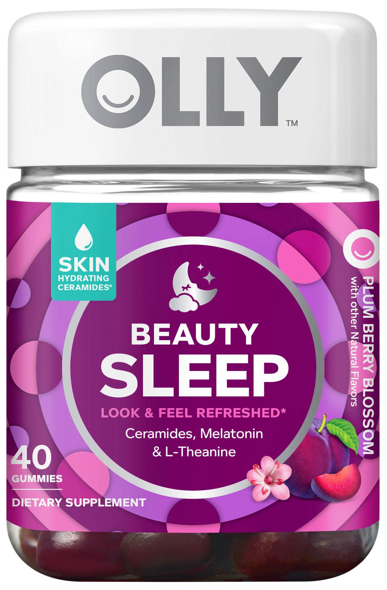 olly beauty sleep gummies